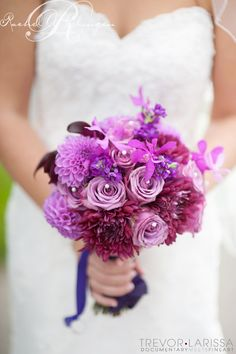 Beautiful bouquet by Rachel A. Clingen  Photo credit @trevor larissa