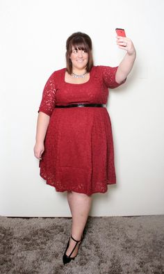 Life and Style of Jessica Kane | Plus Size Mommy and Business Fashion: Harlow Lace Dress