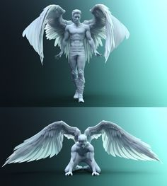 Sacrosanct is a set of 34 epic poses and expressions for Genesis 8 Males, Genesis 8 Females and Morning Star Wings. Wings, poses and expressions can be used alone or mixed and matched for different looks and combinations. Hierarchical poses are Wings Drawing, Angel Drawing, Fantasy Character Design, Character Inspiration, Character Art, 3d Art, Angel Warrior, Angel Art, Angel Wings Art
