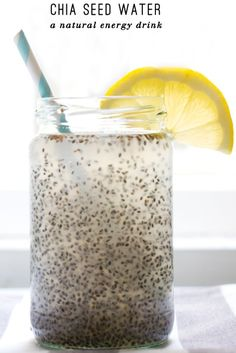 Check Out These Great-Tasting Chia Seeds Recipes | Chia Seed Water by Homemade Recipes at  http://homemaderecipes.com/healthy/chia-seeds-recipe/