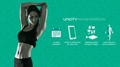 UNICITY TRANSFORMATION EXERCICE VIDEO 1 https://www.youtube.com/watch?v=An2aRExY7wU&index=1&list=PL74C344EC6879FDF5