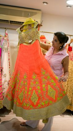 WeddingSutra Editor's Blog » Blog Archive » Behind the Scenes- WeddingSutra on Location@ Designer Studio