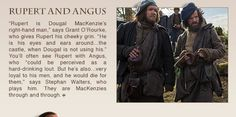 The Latest 'Outlander' Newsletters Focus on Claire's Surgery and the Clan