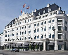 Hotel D'angleterre - 5 Stars - Copenahgen | Scandinavia Standard
