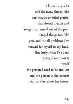 Other than the grades, ya im feeling it.