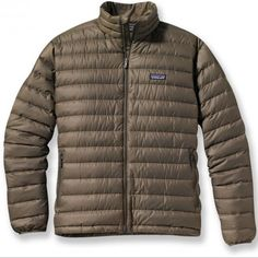 Patagonia Down Sweater. Warm, light, comfortable, compressable, stylish and unassuming. Clips onto your climbing harness and fits in at any restaurant. Learn more at http://www.tiotil.com/content/patagonia-down-sweater