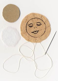 Face tutorial for comfort doll