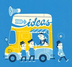 Fresh Ideas by Esther Aarts, via Flickr