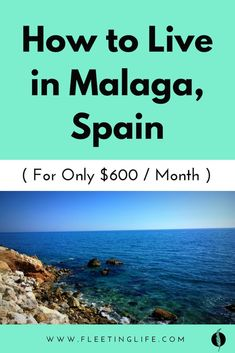 Wondering what is the cost of living in Malaga, Spain? It can be cheaper than you think - here's how to live in Malaga, Spain for only $600 a month.    #travel #digitalnomad #nomad #remotework #remote #instagood #vacation #traveling #holiday #trip #wander Travel Ideas, Travel Inspiration, Malaga Spain, Holiday Trip, Digital Nomad, Travel And Tourism, Amazing Destinations, Best Hotels, Remote