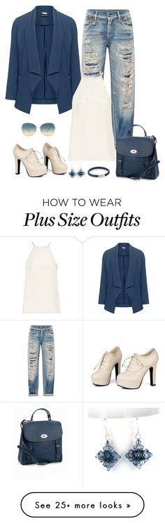 """""""Untitled #834"""" by gallant81 on Polyvore featuring Manon Baptiste, R13, Sidewalk, TIBI, Pieces, Tateossian and Oliver Peoples"""