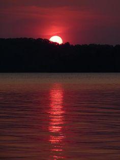 ✮ Last light - South Carolina