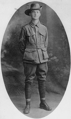 Corporal John Beresford Bryson Infantry Battalion 1 to 12 Reinforcement Dec 1914 to shipped out on the from Sydney on the HMAT Runic World War One, First World, Anzac Day, Remembrance Day, Commonwealth, World History, Military History, Armed Forces, Wwii