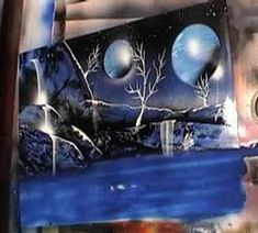 Spray Paint art 4
