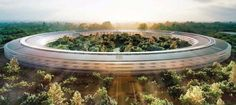The coolest new corporate headquarters in the world, Spaceship-Like Apple Offices to Arrive 2016