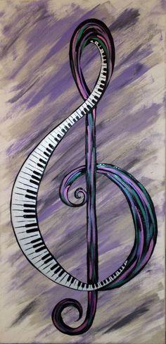 ♫♫♪ Piano Treble Clef ♫♫♪                                                       …