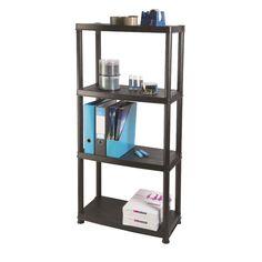 Plastic Storage Shelves, Shelving Racks, Extra Storage Space, Metal Shelves, Wire Shelving, Garage Storage, Storage Spaces, Shelf Design, Other Rooms