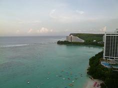 "Camera di ""Outrigger Guam Resort""(Hotel), Guam (Dicembre)"