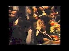 The Temptations Sing at David Ruffins Funeral