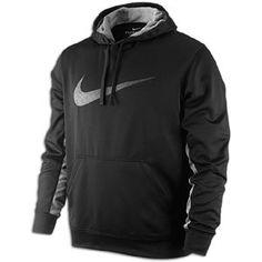 Nike KO Swoosh Hoodie - Men's  (for Billy)