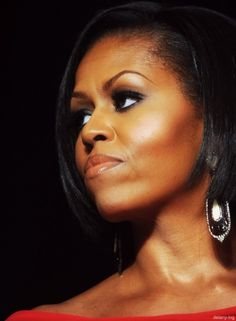 """""""I am an example of what is possible when girls from the very beginning of their lives are loved and nurtured by people around them. I was surrounded by extraordinary women in my life who taught me about quiet strength and dignity."""" ~ First Lady Michelle Obama (www.womanifesting...)..."""