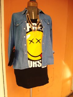 OUTFIT YHO FRIP. STYLE:)