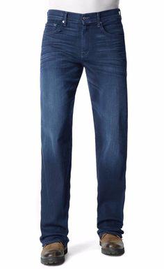 7 For All Mankind Slimmy Slim Straight Leg Jean Sz 31 Luxe Performance NWT $208 #7ForAllMankind #ClassicStraightLeg