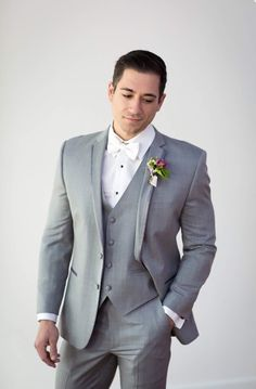 Fashion Suits, Mens Fashion, Purple Tuxedo, Groom, Suit Jacket, Breast, Jackets, Moda Masculina, Down Jackets