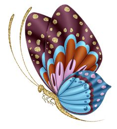 COLECCION ...BOLLYWOOD...CLIPART BUTTERFLY PNG