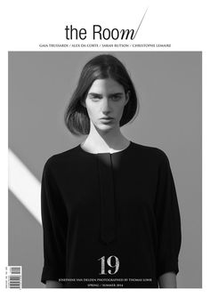 The Room No.19 S/S 2014 | Josephine van Delden by Thomas Lohr