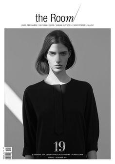 The Room No.19 S/S 2014 | Josephine van Delden by Thomas Lohr [Cover+Editorial]