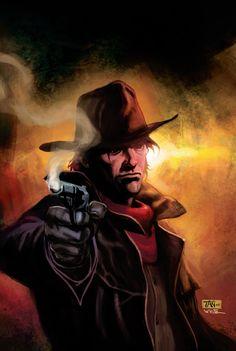 The Dark Tower: The Gunslinger Born 4, Second Printing / Jae Lee (Artwork), Richard Isanove (Coloring)