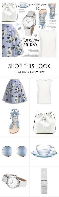 """""""Christian Paul"""" by jiabao-krohn ❤ liked on Polyvore featuring Chicwish, Finders Keepers, Cornetti, Sole Society, Hario and christianpaul"""
