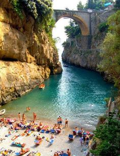 Hidden beaches of Palermo