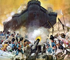attack on bastille 1789