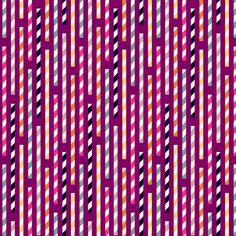 straws - plum fabric by cheyanne_sammons on Spoonflower - custom fabric
