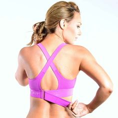 """ADJUSTABLE SPORTS BRA, AS SEEN ON ABC'S """"SHARK TANK"""" The Shefit Ultimate Sports Bra empowers all women regardless of age, athletic level, or breast size. Our goal is to provide you with the most impor"""