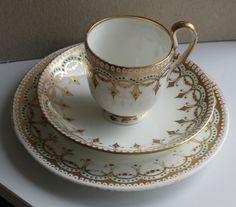 An Aynsley Trio Cup saucer plate | eBay