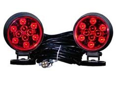 BA PRODUCTS 24-1-LED LED MAG TOW LITES 24-1LED-S. Call 1-866-658-7952 for pricing and availability.