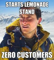 Bear Grylls / Better Drink My Own Piss | Know Your Meme