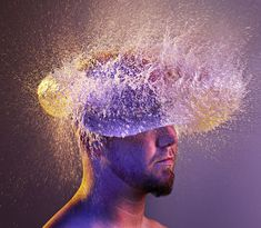 Water Wigs by Tim Tadder | Bored Panda