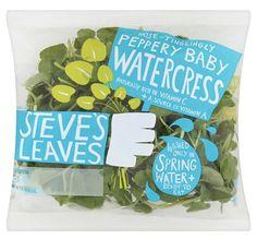 """""""Steve's Leaves"""" packaging by big fish®"""