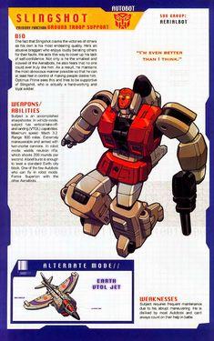 Transformer of the Day: Slingshot