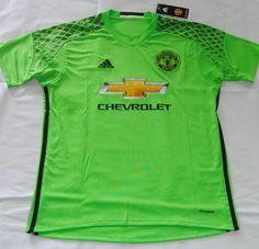 2016/2017 Camiseta Manchester United Portero