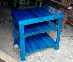 Pallet kitchen table