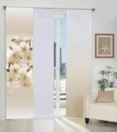 50 Esempi Di Tende A Pannello Moderne Per Interni Windows Tende
