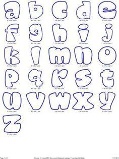 Hand Lettering Alphabet, Doodle Lettering, Creative Lettering, Graffiti Lettering, Calligraphy Letters, Lettering Tutorial, Calligraphy Tutorial, Bullet Journal Lettering Ideas, Bullet Journal Ideas Pages