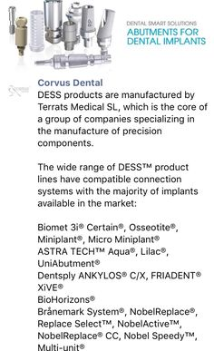 Group Of Companies, Dental Implants, Medical, Medicine, Med School, Active Ingredient
