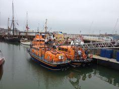 Lowestoft and Gorleston Lifeboats
