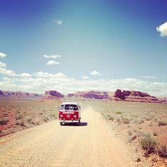 Road trip dreaming