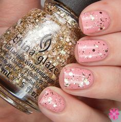 China Glaze Spring 2016 House Of Colour Review & Giveaway | Cosmetic Sanctuary omg this combo is killing me